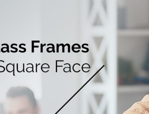 Men's Eyeglass Frames for Square Profiles