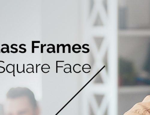 Men's Eyeglass Frames for Square Profiles