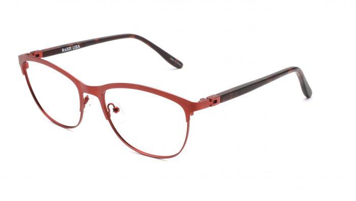 Demof Marvel Optics Prescription Eyeglasses  RA433-1-2
