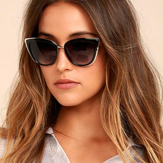 Prescription Cat-Eye Sunglasses