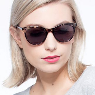 Prescription Horn Sunglasses