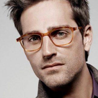 Spring Hinge Eyeglasses