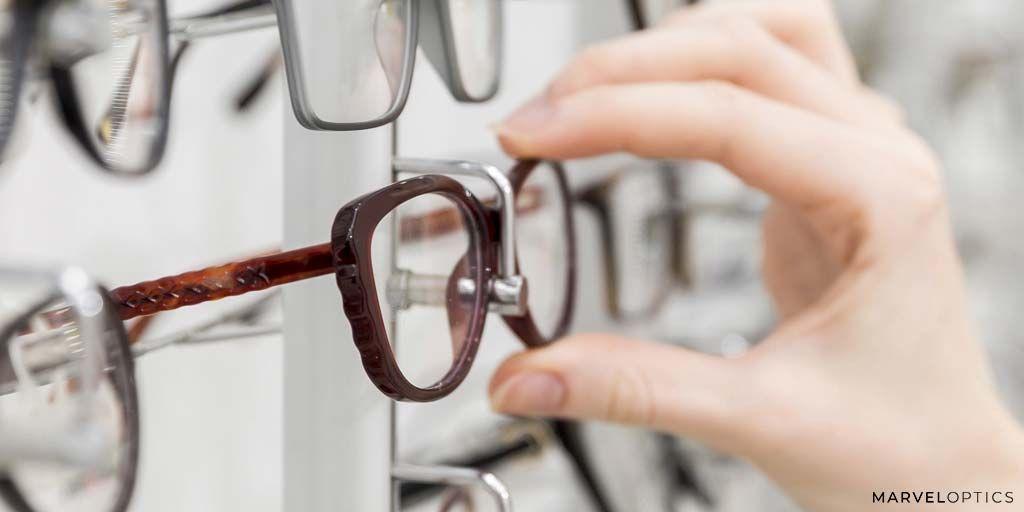 Prescription eyeglass