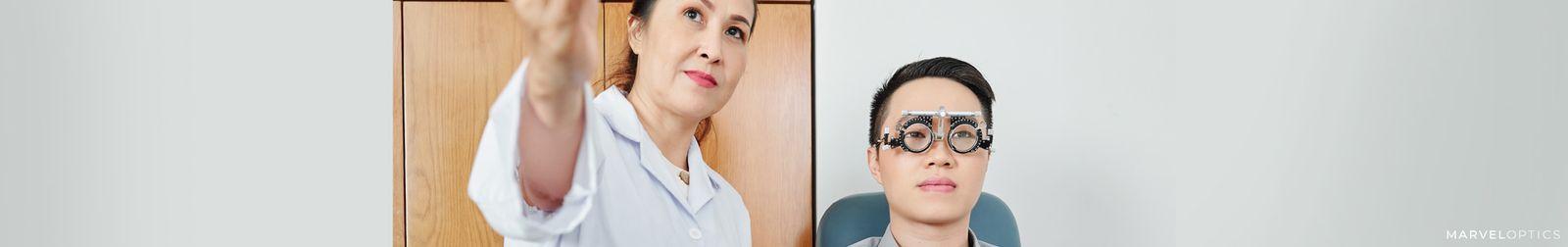 Understanding Your Eyeglass Prescription Header
