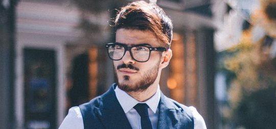 Top 10 Men's Prescription Glasses Header