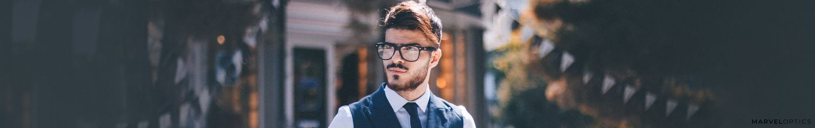 Top 10 Men's Prescription Glasses Header