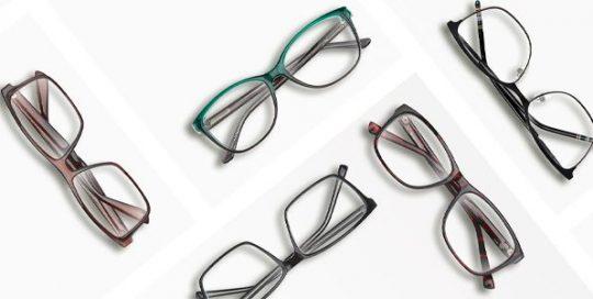 Eyeglass Frames Header