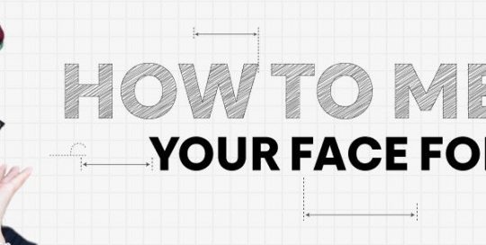 How to Measure Your Face for Glasses Header