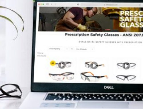 Picking the Best Possible Prescription Safety Glasses Online